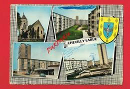 94 Val De Marne CHEVILLY LARUE Vues... Multi-Vues... - Chevilly Larue