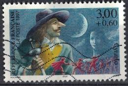 France 1997 Oblitéré Used Héros D'Aventures Cyrano De Bergerac Y&T 3118 SU - Used Stamps