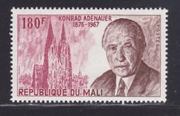 MALI N°  257 ** MNH Neuf Sans Charnière, TB (D7876) Konrad Adenauer - 1976 - Mali (1959-...)