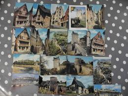 LOT  DE  19    CARTES POSTALES  NEUVES   DE     CHINON - Cartes Postales