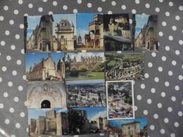 LOT  DE  14   CARTES POSTALES  NEUVES   DE    LOCHES - Cartes Postales