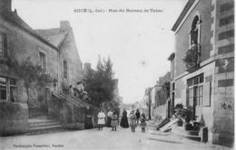 Suce Rue Du Bureau De Tabac - France