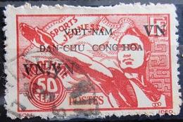 VIET-NAM Du NORD                  N° 1                    OBLITERE - Vietnam