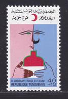 TUNISIE N°  827 ** MNH Neuf Sans Charnière, TB (D7878) Croissant Rouge Tunisien - 1976 - Tunisie (1956-...)