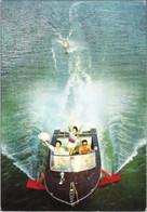 LA BOUVERIE (Henegouwen) - Carte Publicitaire  EIDAI'S  BOTEN  JAPAN - Frameries