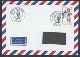 Chess, France Dreux, 24.06.1995, Special Cancel On Envelope, Bi-centenary Philidor - Schaken