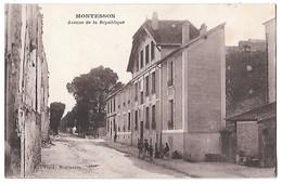 MONTESSON - Avenue De La République - Montesson
