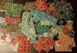 2018-0105 Nederlandse Antillen Lot Used And MNH **, Interesting For Definitive Stamps Colour Varieties! See All Fotos! - Curaçao, Antilles Neérlandaises, Aruba