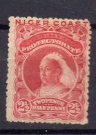 COLONIES BRITANNIQUES ! Timbre Ancien NEUF* De La COTE De NIGER De 1893 - Grande-Bretagne (ex-colonies & Protectorats)