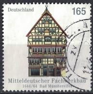 Allemagne 2012 Oblitéré Used Maison à Windeck Bad Münstereifel - [7] République Fédérale