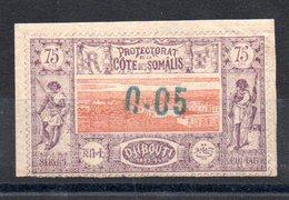 SOMALIS - YT N° 23 - Neuf ** - MNH - Cote: 180,00 € - Léger Pli - - Nuovi