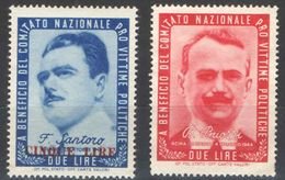 B58) ITALIA PRO VITTIME POLITICHE - Otros
