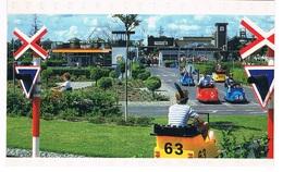SC-1735    BILLUND : LEGOLAND - Traffic School ( LB 138 ) - Denmark