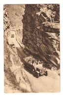 CT--O2720- SCALA DE SANT REGINA-OCCUPAZIONE ITALIANA DELLA CORSICA 1943- 2 TIMBRI MILITARI- 519 BATTAGLIONE T.M. COMANDO - Guerra 1939-45