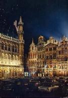 Bruxelles - Un Copin De La Grand Place - Formato Grande Viaggiata – E 8 - Non Classificati