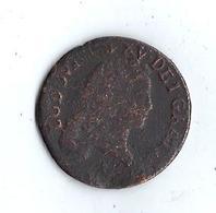 France LOUIS XV DIT LE BIEN AIMÉ Demi-sol Au Buste Enfantin - 987-1789 Royal