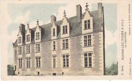 Plessis Lez Tours, Le Château (pk53593) - France