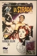 CARTOLINA LA STRADA - Autres Collections
