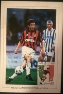CARTOLINA MILAN 1996 - Autres Collections