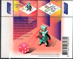 2015 Netherlands Europa CEPT Old Toys -bottom  2setetnat Set - Paper - MNH** MiNr. 3354 - 3355 - Period 2013-... (Willem-Alexander)