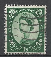 Great Britain 1959. Scott #368 (U) Queen Elizabeth II * - 1952-.... (Elizabeth II)