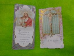 2 Images Religieuses - Godsdienst & Esoterisme