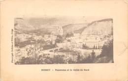 DURBUY - Panorama Et La Vallée Du Nord - Durbuy