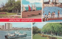 AROUND GOSPORT MULTI VIEW - England