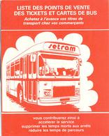 Autobus Du Mans SETRAM - Europe
