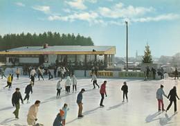 """Beaufort ,Centre Touristique Et Sportif ,camping ,piscine Chauffée ,plaine De Jeux ,auberge De Jeunesse,"""" La Patinoire """" - Cartes Postales"""