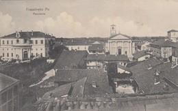 FRASSINETO PO-ALESSANDRIA-PANORAMA-CARTOLINA VIAGGIATA IL 26-6-1911 - Alessandria