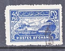 AFGHANISTAN   296    (o)     1934-38  Issue - Afghanistan