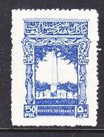 AFGHANISTAN   309   * - Afghanistan