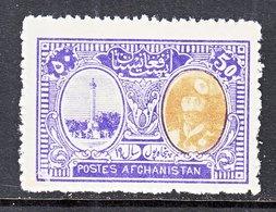 AFGHANISTAN   311   * - Afghanistan