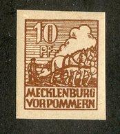 W-10212 Mecklenburg Mi.#35* ( 5.€ )  Offers Welcome-over 61000 Items! - Soviet Zone