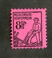 W-10220 Mecklenburg Mi.#12* ( 2.50€ )  Offers Welcome-over 61000 Items! - Soviet Zone