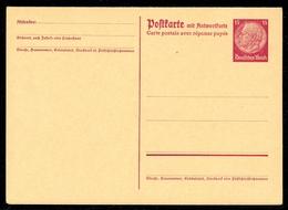 Deutsches Reich Ganzsachen Postkarte MiNr. P 230 I Ungebraucht (GS296 - Deutschland