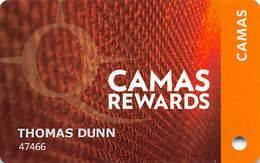 Northern Quest Casino - Airway Heights, WA - Camas Rewards Slot Card - Casino Cards