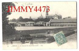 CPA - Le Couvent Du Saint Sacrement, Rue Bien Animée - ARRAS 62 Pas De Calais - N° 35 - L L - Recto-Verso - Arras