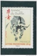 FRANCE 2009 ANNEE LUNAIRE DU BUFLE NEUF** YT 4325 - France