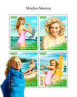 Central Africa 2018  Marilyn Monroe  S201811 - Central African Republic