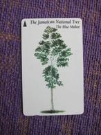 GPT Phonecard,83JAMC,National Tree,used - Jamaïque