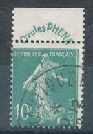 N°188 PHENA - 1906-38 Semeuse Con Cameo