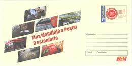 Romania / Postal Stationery / - Post