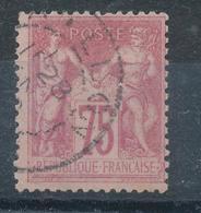 N°81 N/U TTBE - 1876-1898 Sage (Type II)