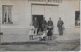 Gendarmerie Nationale-MO - Police - Gendarmerie
