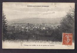 CPA 43 - SIAUGUES-SAINT-ROMAIN - LAIR - Village De LAIR , Vu De La Garde De LANIAC - TB Vue Générale + Oblitération - Other Municipalities