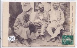 MILITARIA- HINDOUS BLESSES A DIXMUDE - War 1914-18