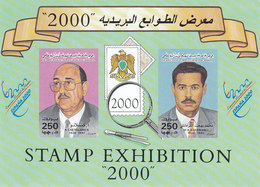 Libya 2000, Stamp Exhibition Issued Only In Souvenir Sheet-cpl.MNH- Scarce - Reduced Pr. SKRILL PAY ONLY - Libië