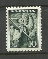 LETTLAND Latvia 1939 Michel 279 * - Lettland